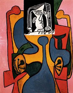 Femme assise (Francoise)