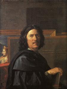 Self - Portrait, Musée du Louvre, Paris.