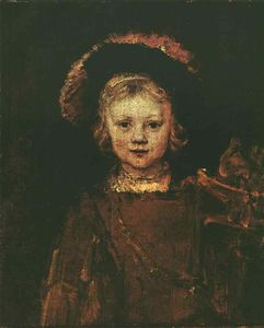 Portrait of Titus, Norton Simon Foundation,