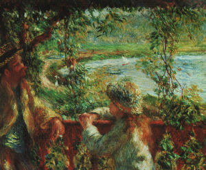 Near the Lake, Art Institute of Chicago