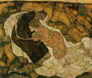 Death and the maiden, Oesterreichische Gale