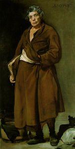 Aeospus c.1639-40, Museo del Prado, Madrid