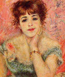 Jeanne Samary (La Reverie)