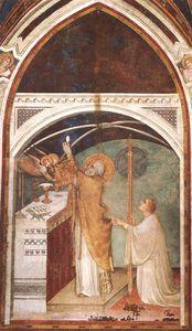 Life of St Martin - Miraculous Mass