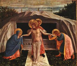 deposizione Pietà