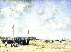 The Beach at Berck