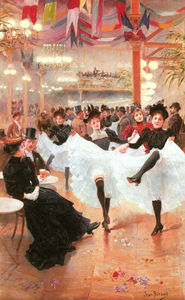 Le Cafe de Paris
