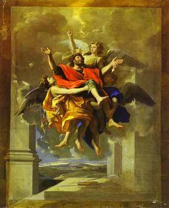 The Ecstasy of St. Peter