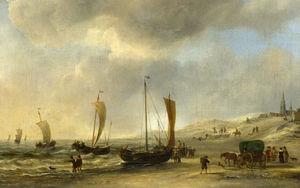 Shore at Scheveningen