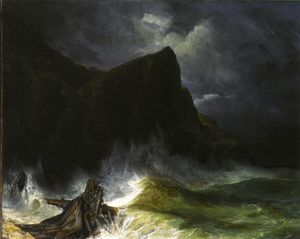 The Storm (also known as Shipwreck)-