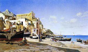 The harbour - capri