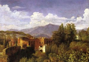 View from the Villa Medici