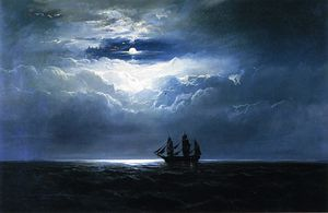 The convict ship t.k. hervey