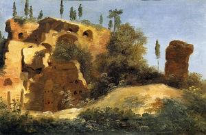 Runs at the Villa Farnese