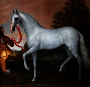 'Horse Thief' ( Un Novio Líder un Gris )