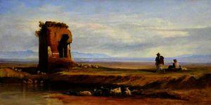 Buon Ricovero, in the Roman Campagna