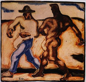Sower and the Devil