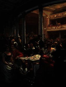 A Masked Ball in a Theatre