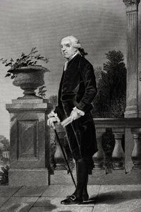Portrait of Henry Laurens