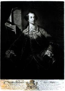 Portrait of Charles Watson-Wentworth, second