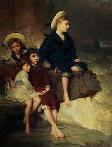 The Children of Sir Hussey Vivian