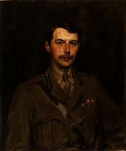 Portrait of Edward Cavendish