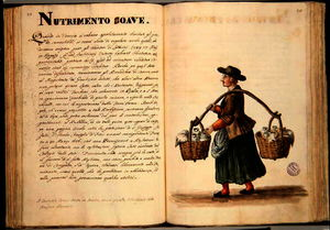 Drink-seller, venetian