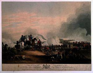 Battle of Salamanca, July 22