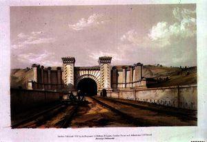 Primrose hill tunnel