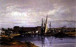 Railway Bridge over the Regent's Canal