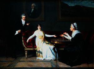 The Salucci family