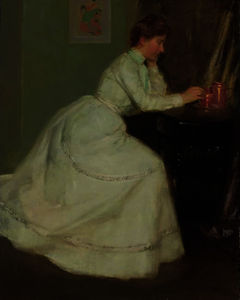 Portrait of Alice Carey