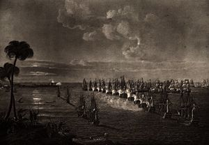 The Battle of the Nile in