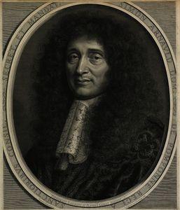 portrait of Simon Arnauld, Marquis de Pomponne