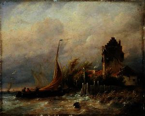 The Homecoming of the Fishing Boat