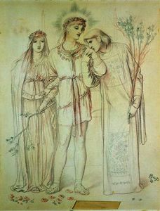 Illustration to the Song of Solomon