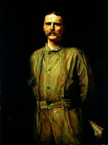 Portrait of Archibald Forbes, War Correspondent