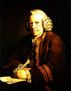 Portrait of a Man Writing (oil on canvas)