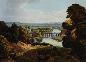 Caversham Bridge, near Reading