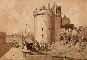 Castle at Alencon