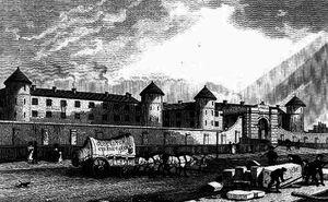 Millbank Prison in London