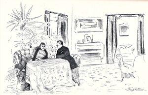 Hedda Gabler paa Kristiania Theater (1891)