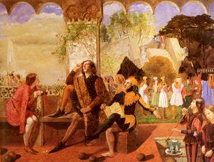 Twelfth Night, Act II, Scene IV
