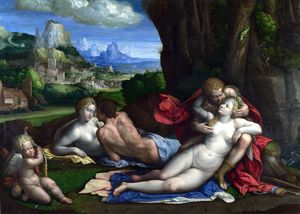 An Allegory of Love