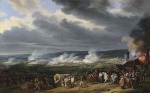 La battaglia di Jemappes