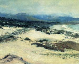 Carmel shore, (1919)