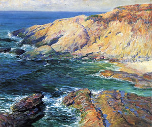 Incoming tide, (1917)