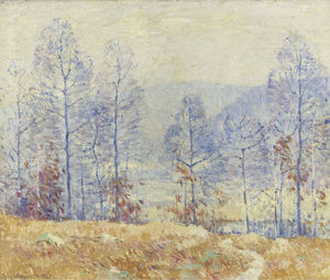 Frost on the Hills, (1921)