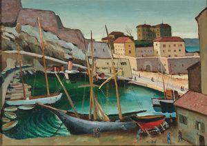 Marseilles, (1950s)