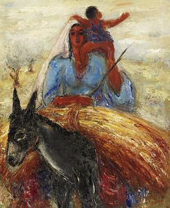 Bringing in the Wheat, (1944)